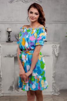 Новинка: платье с микки маусами Look Russian